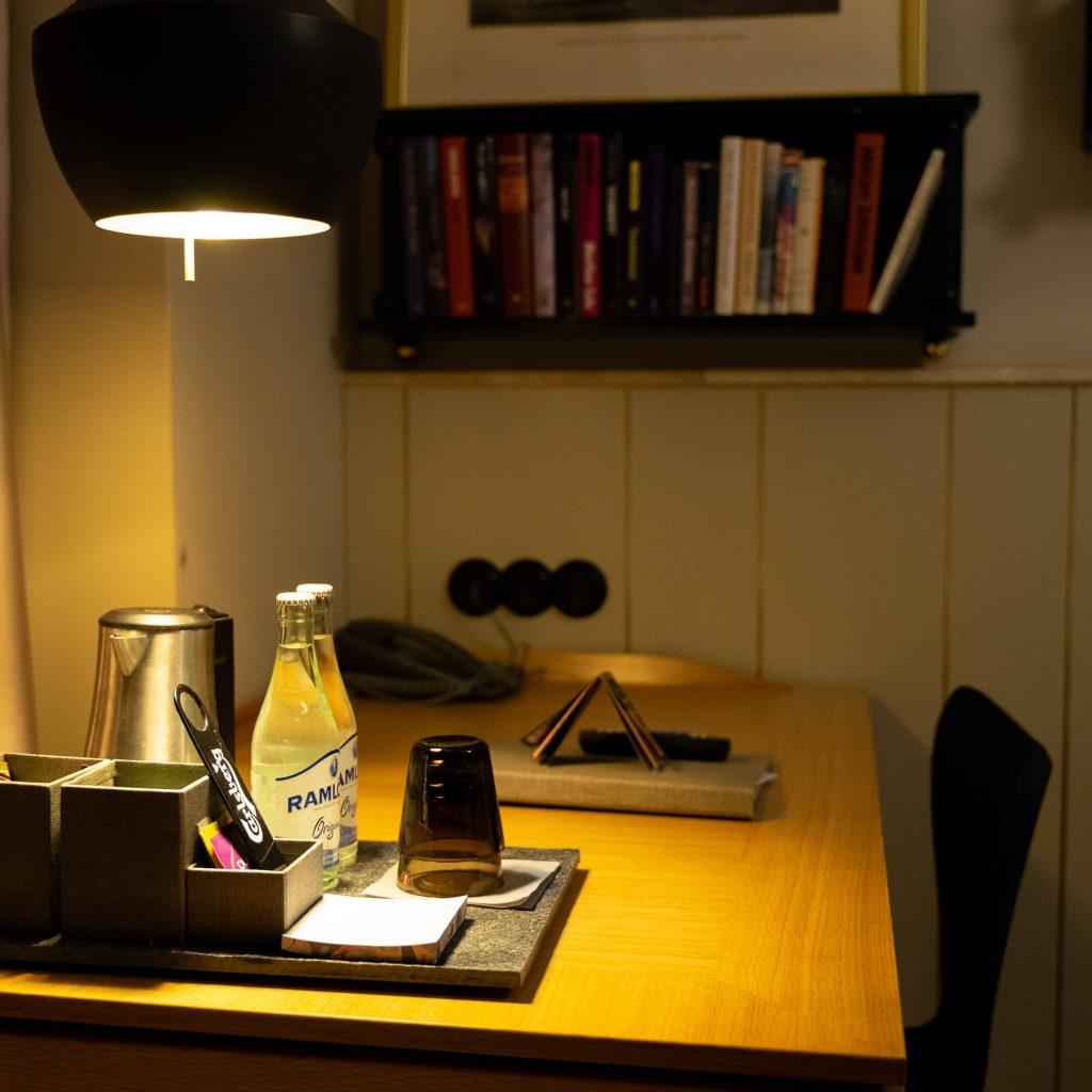 Mornington Hotel Room Desk